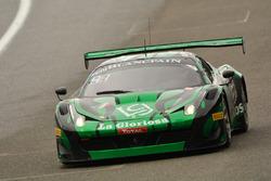 #90 AF Corse, Ferrari 458 Italia GT3: Ezequiel Perez Companc, Raffaele Giammaria, Alessandro Balzan