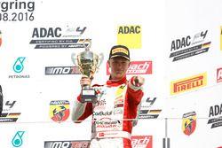 Podium: 3. Nicklas Nielsen, Neuhauser Racing