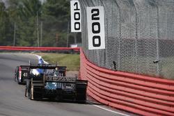 Josef Newgarden, Ed Carpenter Racing, Chevrolet; Jack Hawksworth, A.J. Foyt Enterprises, Honda