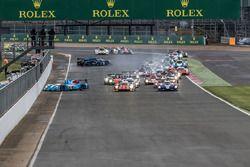 Unfall: #29 Pegasus Racing, Morgan - Nissan: Inès Taittinger, Remy Striebig, Leo Roussel