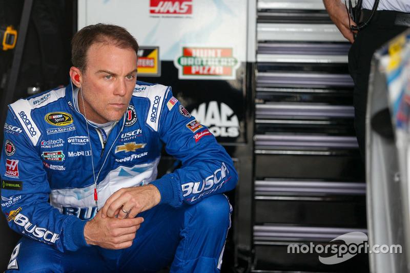 Richmond: Kevin Harvick (Childress-Chevrolet) - kein Qualifying