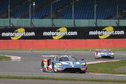 Билли Джонсон, Штефан Мюкке и Оливье Пла, #66 Ford Chip Ganassi Racing Team UK Ford GT