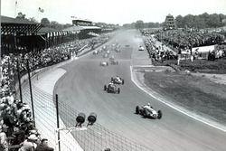 Start zum Indy 500 1947