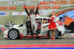 Василий Грязин и Станислав Грязин, Ford Fiesta Super 2000