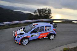Corrado Fontana, Nicola Arena, Hyundai I20 WRC #2