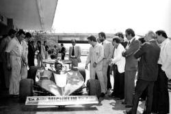 Жиль Вильнёв, Ferrari 312T3