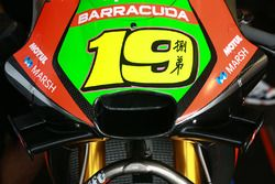 Alerones de Alvaro Bautista, Aprilia Racing Team Gresini