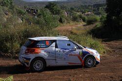 Мишель Фэбр и Максим Вильмот, Citroën DS3 R3T