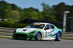 #62 Klenin Performance Racing, Maserati GranTurismo MC Trofeo: Mark Klenin