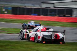 #6 Toyota Racing Toyota TS050 Hybrid: Stéphane Sarrazin, Mike Conway, Kamui Kobayashi runs out