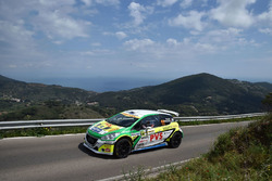 Pedro Baldaccini e Emanuele Baldaccini, Peugeot 208 T16, P.A. Racing