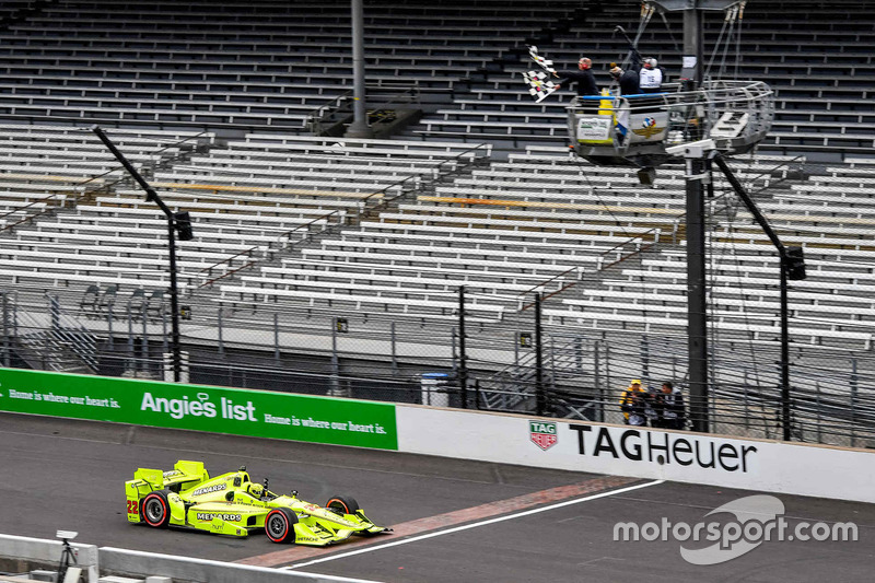 GP d'Indy - Simon Pagenaud