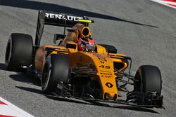 Esteban Ocon, Renault Sport F1 Team R16 Test Driver