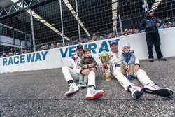 Anthony Kumpen, PK Carsport, Chevrolet SS en Bert Longin, PK Carsport, Chevrolet SS