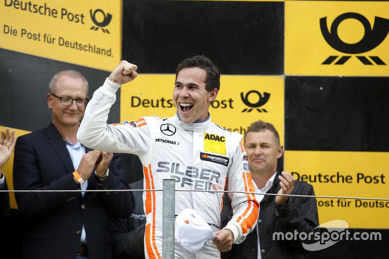 Zandvoort (Carrera 1): Robert Wickens, Mercedes-AMG Team HWA, Mercedes-AMG C63 DTM