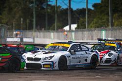 BMW Team SRM, BMW M6 GT3, Steve Richards und Max Twigg