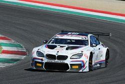 BMW M6 GT6 #15 Comandini-Cerqui, BMW Team Italia