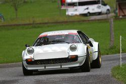#53 Josef Volkmann, Peter Wolf, Ferrari 308 GTB