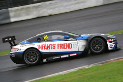 #95 Miedecke Stone Motorsport Aston Martin V12 Vantage: Ash Walsh, George Miedecke