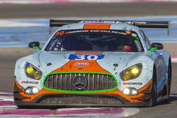 #30 Ram Racing, Mercedes AMG GT3: Stuart Hall, Roald Goethe, Daniel Brown, Jamie Campbell-Walter