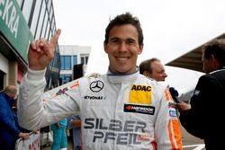 Pole-Position: Robert Wickens, Mercedes-AMG Team HWA, Mercedes-AMG C63 DTM