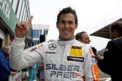 Pole position pour Robert Wickens, Mercedes-AMG Team HWA, Mercedes-AMG C63 DTM