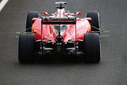 Charles Leclerc, pilote d'essais Ferrari SF16-H