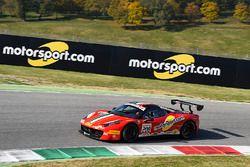 Ferrari 458 команды Ferrari of Ft. Lauderdale