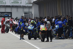 Changement de moto pour Aleix Espargaro, Team Suzuki MotoGP
