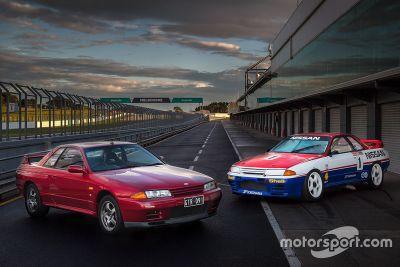 Australian Nissan GT-R launch