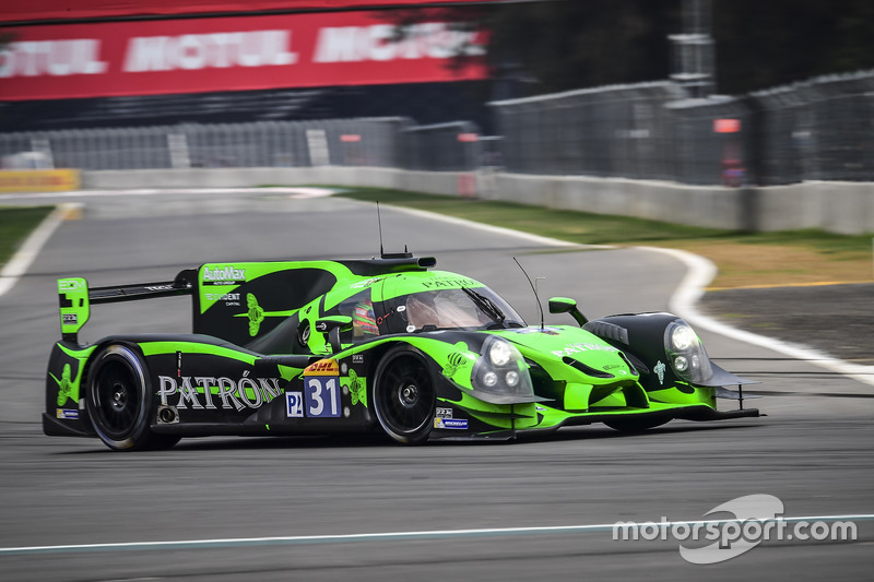 3. LMP2: #31 Extreme Speed Motorsports, Ligier JS P2 - Nissan: Ryan Dalziel, Pipo Derani, Christopher Cumming
