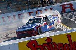Ganador, Elliott Sadler, JR Motorsports Chevrolet