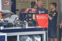 Red Bull Racing RB12 detay