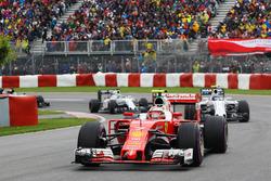 Kimi Räikkonen, Ferrari SF16-H
