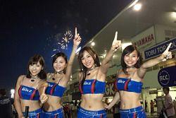 Lovely Subaru girls