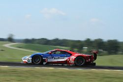 #67 Ford Performance, Chip Ganassi Racing, Ford GT: Ryan Briscoe, Richard Westbrook