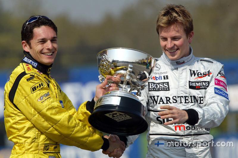Giancarlo Fisichella - 3 vitórias