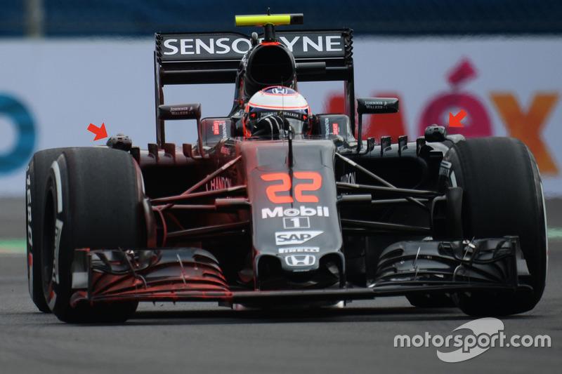 2016: McLaren