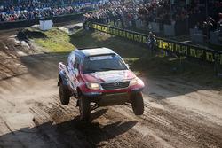 #311 Overdrive Racing Toyota: Эрик Ван Лон