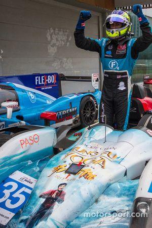 #35# Jackie Chan DC Racing Oreca 03R Nissan : Gustavo Menezes