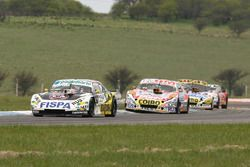 Emiliano Spataro, Trotta Racing Dodge, Sergio Alaux, Coiro Dole Racing Chevrolet, Mauricio Lambiris, Coiro Dole Racing Torino