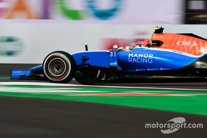 21e - Esteban Ocon (Manor)