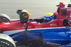 Santiago Urrutia, Schmidt Peterson Motorsports Honda