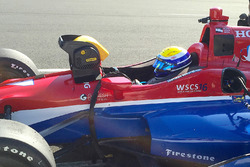 Santiago Urrutia, Schmidt Peterson Motorsports, Honda