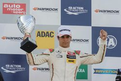 Podio: Lance Stroll, Prema Powerteam Dallara F312 - Mercedes-Benz