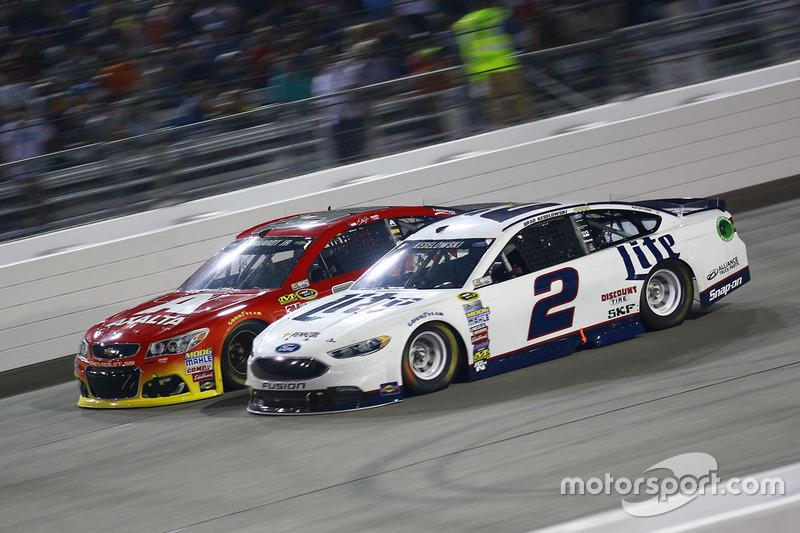 Brad Keselowski - Team Penske - Ford