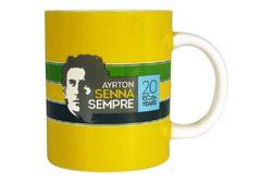 Taza Ayrton Senna