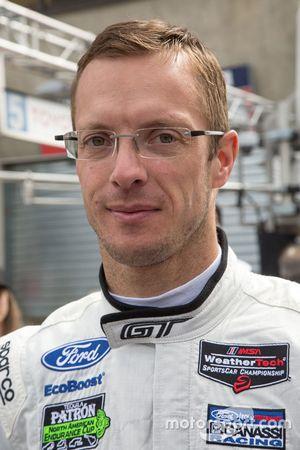#68 Ford Chip Ganassi Racing Ford GT: Sébastien Bourdais