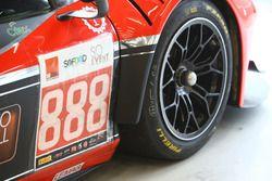 #888 Kessel Racing, Ferrari F458 Italia GT3