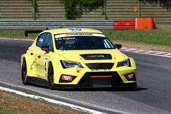 Massimiliano Gagliano, Seat Leon TCR